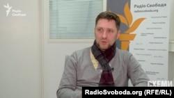 Заступник керівника ТОВ «Домобудівна компанія №7» Юрій Сокольницький: «Є розпорядження Азарова від 2013 року, яке дозволяє нам будувати»