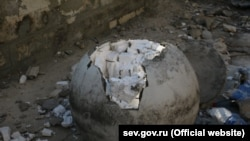 Фото із сайту окупаційної влади Криму