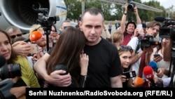 Regizorul de film Oleg Sentsov, 7 septembrie 2019