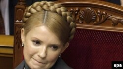 Prime Minister Yulia Tymoshenko's office said she'd agreed to the meeting.