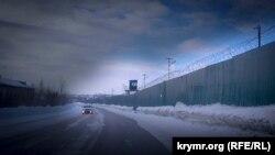 Лабытнанги, место пребывания политзаключенного, украинского режиссера Олега Сенцова