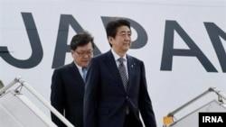 Šinzo Abe u Teheranu