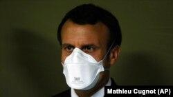 Presidenti i Francës, Emmanuel Macron.