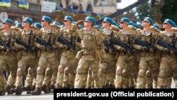 Парад ко Дню Независимости Украины, 24 августа 2017 года