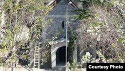 Новый храм Святого Георгия Победоносца в Мцхете называют грузино-осетинской церковью или храмом примирения. Строительство началось в 2015 году
