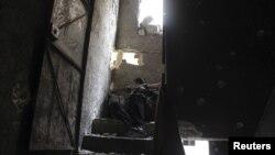 Сирија, Алепо.