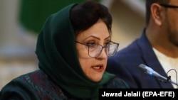 حوا علم نورستانی رئیسکمیسیون مستقل انتخابات افغانستان