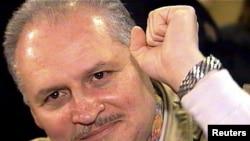 Ілліч Рамірес Санчес, відомий як Карлос Шакал, фото 2000 року