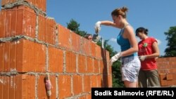 Međunarodni omladinski radni kamp - ''Srebrenica, put ka novoj Europi 2013.''