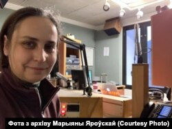 Марыяна Яроўская