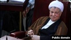 Поранешниот ирански претседател Акбар Хашеми Рафсанџани.