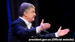 Екс-президент України Петро Порошенко