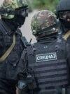 Российские силовики, архивное фото