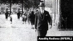 Məhəmməd Əmin Rəsulzadə, Paris ,1930