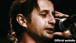Украинский поэт и сторонник «Евромайдана» Сергей Жадан.