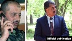 Толиб Аёмбеков и Шодихон Джамшед