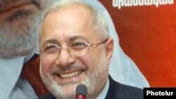 Armenia -- Vahan Hovannisian, a leader of the Armenian Revolutionary Federation party.