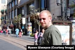 Актер Илья Баскин