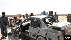 Suicide bomb attacks have become increasingly common in Afghanistan.
