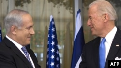 Israel announced plans to build 1,600 more homes on land Palestinians claim for a future state during U.S. Vice President Joe Biden's visit to Jerusalem. Biden met March 9 with Israeli Prime Minister Benjamin Netanyahu.