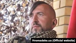 Ukrain opera aýdymçysy Wasyl Slipak.