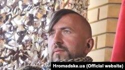 Украинский оперный певец Василий Слипак.