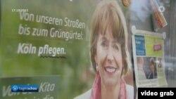 Henriette Reker (Foto: TV/ARD)