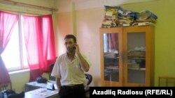 Ганимат Захид. Архивное фото