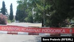 Duvanski kombinat Podgorica