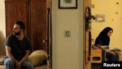 """""""Ayrılıq"""" ( """"A Separation"""",) filmindən epizod"""