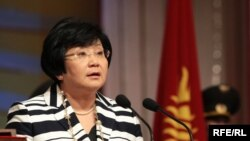 "President Roza Otunbaeva said Kyrgyzstan ""needs such assistance as never before."""