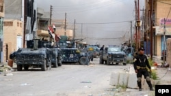 Сили безпеки Іраку в Тікріті, 2 квітня 2015 року