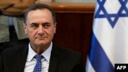 ییسرائیل کاتز، وزیر اطلاعات اسرائیل