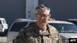 جنرال ستیفن تاونسند فرمانده قوای ائتلاف بینالمللی در عراق