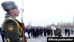 Spomenik žrtvama genocida na Jermenima u Jerevanu