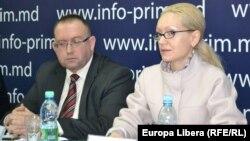 George Panayotov şi Dorina Kadunkova