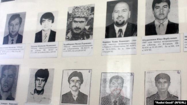 В Таджикистане имя Махмуда Худойбердиева значится в официальном списке особо разыскиваемых лиц.