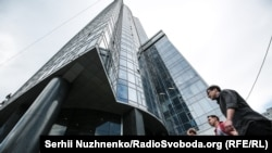 Бізнес-центр Gulliver у Києві