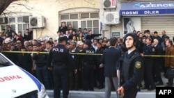 «O cavan uşaqlardan çox polis «panika»ya düşmüşdü»
