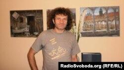 Мирослав Зузук на виставці