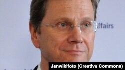 шефот на германската дипломатија Гидо Вестервеле