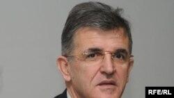 Потпретседател на Владата во Црна Гора Светозар Маровиќ