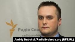 Керівник Спеціалізованої антикорупційної прокуратури Назар Холодницький