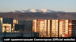 Саяногорск, Хакасия