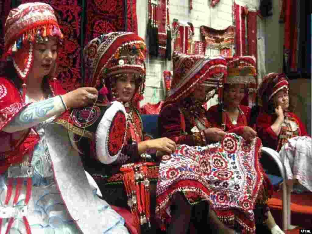 Наследие памирских кыргызов #2