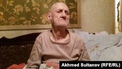 Абуезид Батаев, много лет разыскивавший сына, ослеп от горя