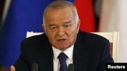 Президент Узбекистана Ислам Каримов.