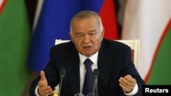 Prezident Islam Karimov