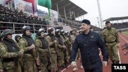 В руководстве Чечни отрицают связь нападения с президентом республики Рамзаном Кадыровым