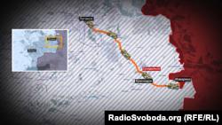 5 років тому через Суходільськ йшов трафік російського озброєння